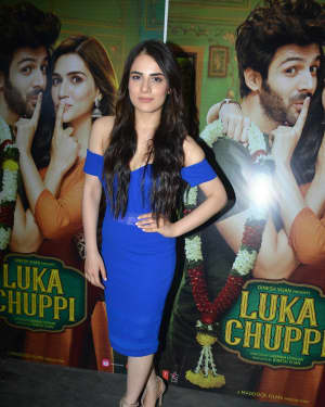 Photos: Success Party of Luka Chuppi | Picture 1635843