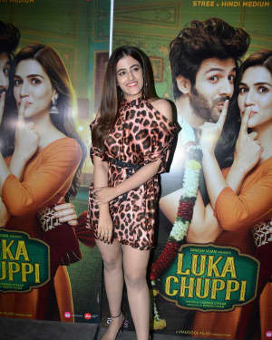 Photos: Success Party of Luka Chuppi | Picture 1635841
