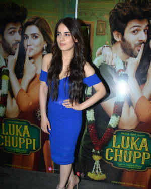 Photos: Success Party of Luka Chuppi | Picture 1635844