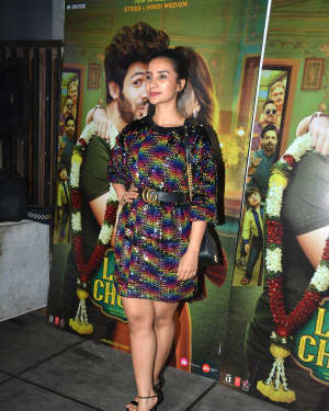 Photos: Success Party of Luka Chuppi | Picture 1635851
