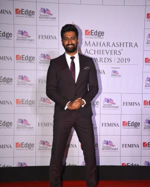 Vicky Kaushal - Photos: Et Edge Maharashtra Achievers Awards at Taj Lands End