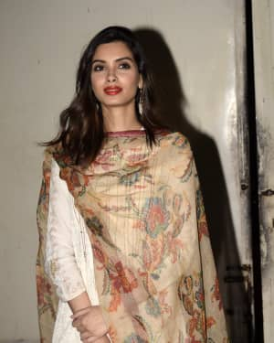 Diana Penty - Photos: Screening of film Mere Pyare Prime Minister at Sunny Sound