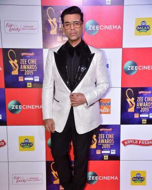 Karan Johar - Photos: Celebs at Zee Cine Awards 2019 Red Carpet