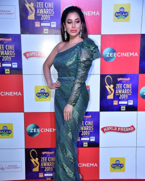 Sophie Choudry - Photos: Celebs at Zee Cine Awards 2019 Red Carpet