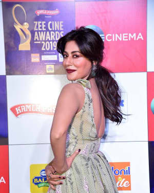 Shama Sikander - Photos: Celebs at Zee Cine Awards 2019 Red Carpet