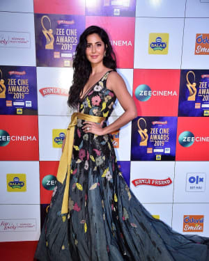 Katrina Kaif - Photos: Celebs at Zee Cine Awards 2019 Red Carpet