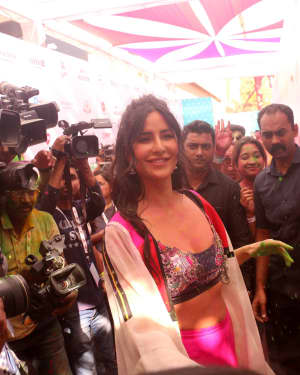 Katrina Kaif - Photos: Celebs at Zoom Holi Party at Taj Lands End