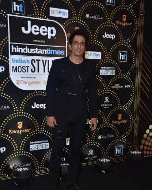 Sonu Sood - Photos: Celebs at HT Most Stylish Awards 2019