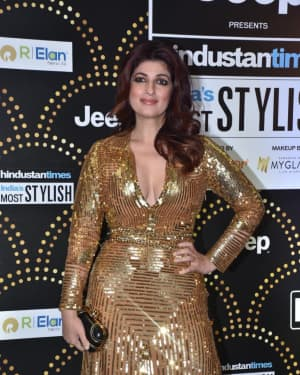 Twinkle Khanna - Photos: Celebs at HT Most Stylish Awards 2019