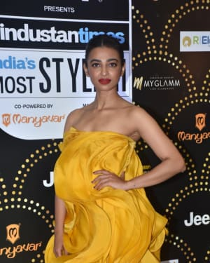 Radhika Apte - Photos: Celebs at HT Most Stylish Awards 2019