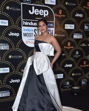 Richa Chadda - Photos: Celebs at HT Most Stylish Awards 2019