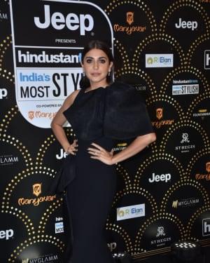 Anushka Sharma - Photos: Celebs at HT Most Stylish Awards 2019