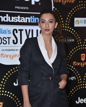 Gauhar Khan - Photos: Celebs at HT Most Stylish Awards 2019