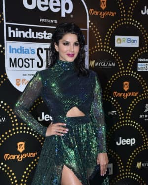 Sunny Leone - Photos: Celebs at HT Most Stylish Awards 2019