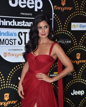 Katrina Kaif - Photos: Celebs at HT Most Stylish Awards 2019