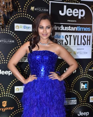 Sonakshi Sinha - Photos: Celebs at HT Most Stylish Awards 2019
