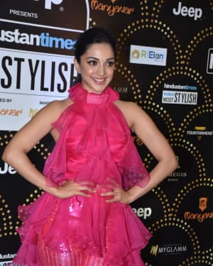 Kiara Advani - Photos: Celebs at HT Most Stylish Awards 2019