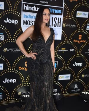Preity Zinta - Photos: Celebs at HT Most Stylish Awards 2019