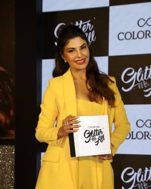 Photos: Jacqueline Fernandez at Launch Of Colorbar Glitter Me All