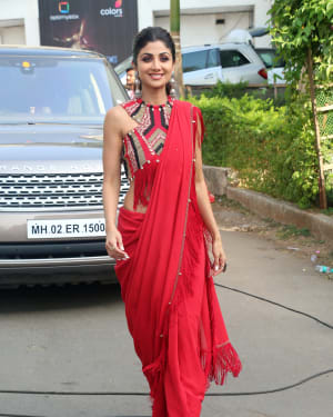 Shilpa Shetty - Photos: Promotion Of Film Kalank on the sets of Super Dancers Chapter 3 | Picture 1638863