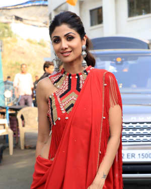 Shilpa Shetty - Photos: Promotion Of Film Kalank on the sets of Super Dancers Chapter 3 | Picture 1638833