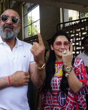 Photos: Celebs Voting For 2019 Election