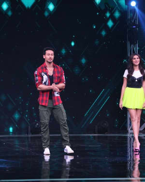 Photos: Promotion Of Student Of The year 2 on the sets of Super Dancer Chapter 3