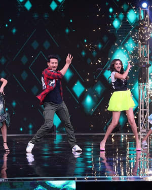 Photos: Promotion Of Student Of The year 2 on the sets of Super Dancer Chapter 3 | Picture 1645547