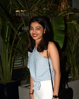 Photos: Radhika Apte Spotted at Kitchen Garden