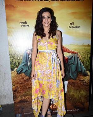 Taapsee Pannu - Photos: Wrapup Party Of Film Saand ki Aankh at Arth | Picture 1645594