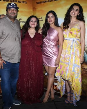 Photos: Wrapup Party Of Film Saand ki Aankh at Arth