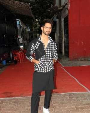 Shahid Kapoor - Photos: Celebs Shoot For Neha Dhupia's show Vogue with BFF | Picture 1646571