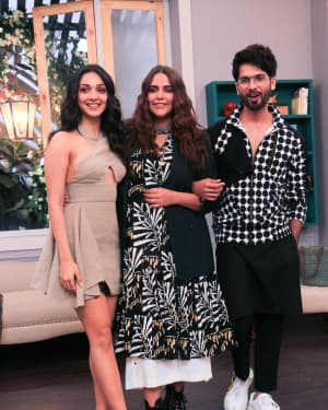 Photos: Celebs Shoot For Neha Dhupia's show Vogue with BFF | 1646575