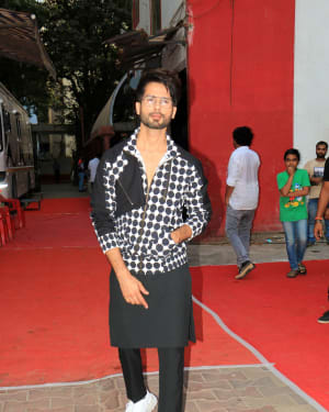 Shahid Kapoor - Photos: Celebs Shoot For Neha Dhupia's show Vogue with BFF | Picture 1646569