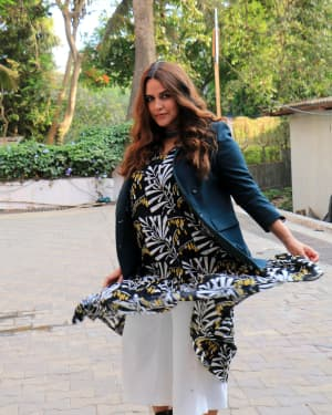 Neha Dhupia - Photos: Celebs Shoot For Neha Dhupia's show Vogue with BFF | 1646559