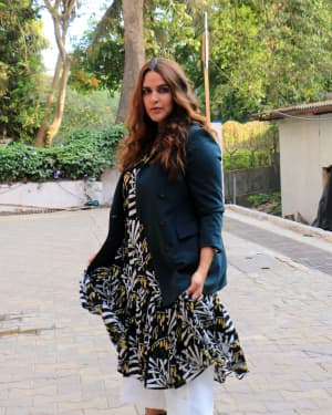 Neha Dhupia - Photos: Celebs Shoot For Neha Dhupia's show Vogue with BFF | 1646558