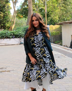 Neha Dhupia - Photos: Celebs Shoot For Neha Dhupia's show Vogue with BFF | 1646560