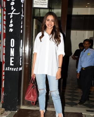 Rakul Preet Singh - Photos: Celebs Spotted at Bastian