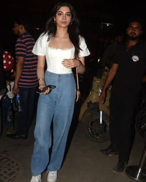 Khushi Kapoor - Photos: Celebs Spotted at Bastian