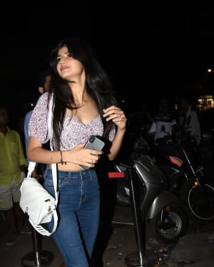 Anjini Dhawan - Photos: Celebs Spotted at Bastian | Picture 1646605
