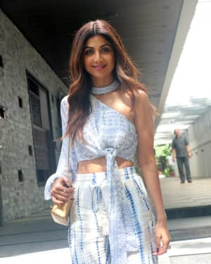 Shilpa Shetty - Photos: Celebs Spotted at Hakkasan in Bandra