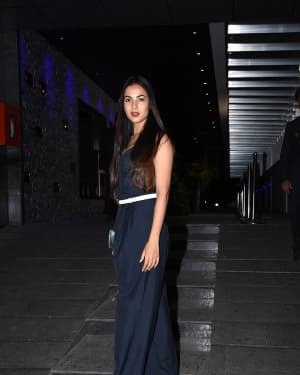 Sonal Chauhan - Photos: Celebs Spotted at Hakkasan in Bandra