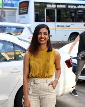 Photos: Radhika Apte At The Launch Of Van Heusen Store in Bandra | Picture 1646867