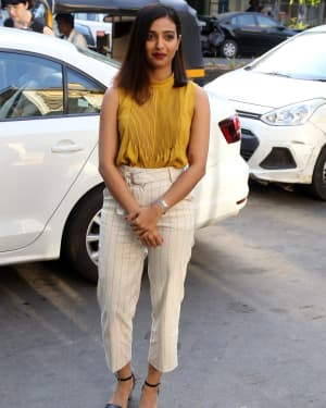 Photos: Radhika Apte At The Launch Of Van Heusen Store in Bandra | Picture 1646864