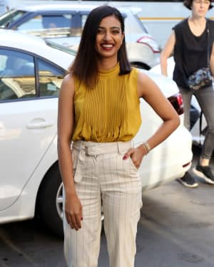 Photos: Radhika Apte At The Launch Of Van Heusen Store in Bandra | Picture 1646865