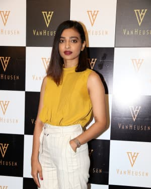 Photos: Radhika Apte At The Launch Of Van Heusen Store in Bandra