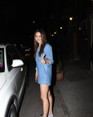 Photos: Rakul Preet Singh Spotted At Juice Salon | Picture 1646487
