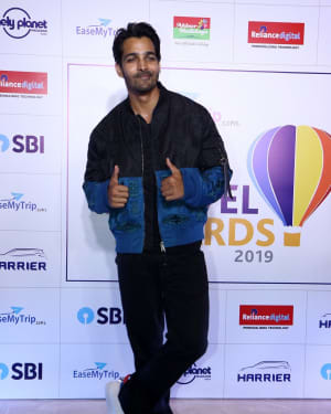 Harshvardhan Rane - Photos: Red Carpet Of '8th Edition Of Lonely Planet Magazine India Travel Awards 2019' | Picture 1646643