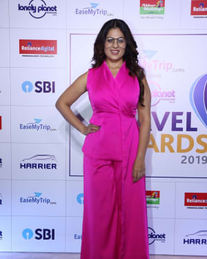 Anjana Sukhani - Photos: Red Carpet Of '8th Edition Of Lonely Planet Magazine India Travel Awards 2019' | Picture 1646627