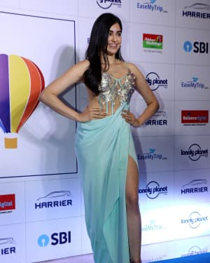 Adah Sharma - Photos: Red Carpet Of '8th Edition Of Lonely Planet Magazine India Travel Awards 2019'